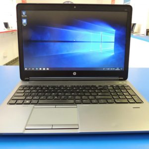 392 HP ProBook 650 G1, Front side view, office
