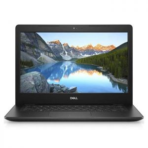 Dell Inspiron 3481, Front side view, office