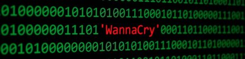 Malware infection Wannacry