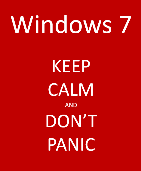 Keep Calm Dont panic