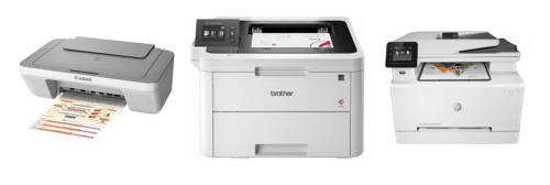 how to chose between Laser and inkjet printers